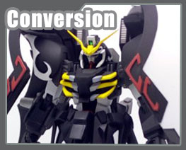 RT3109 1/100 Gundam Deathscythe Hell Version F Conversion Kit