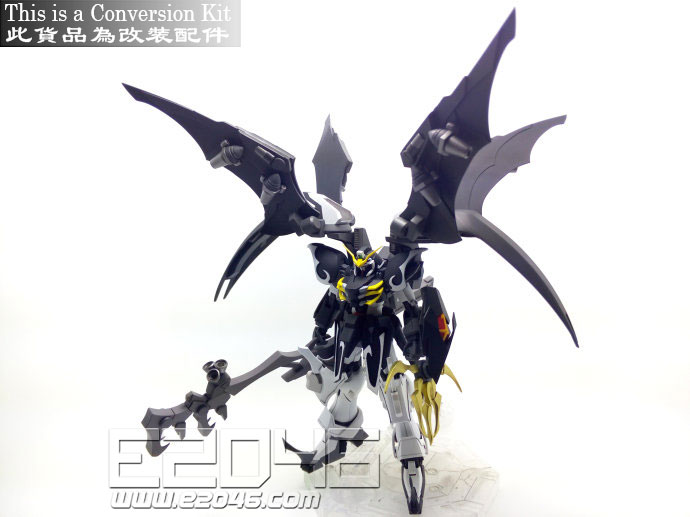 Gundam Deathscythe Hell Version F Conversion Kit