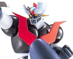 RT0773  Mazinger Z Striking w/Fist on Knees
