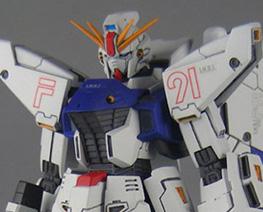 RT2118 1/144 F-91 Gundam