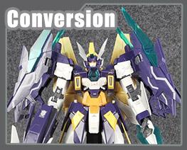 RT3704 1/100 Gundam AGEII Magnum SV ver. Conversion Kit