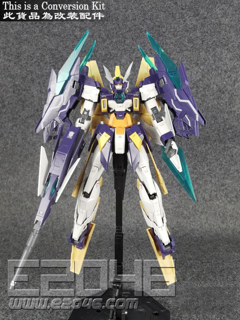 Gundam AGEII Magnum SV ver. Conversion Kit