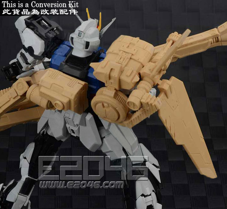 Strike Gundam Launcher Pack Conversion Kit