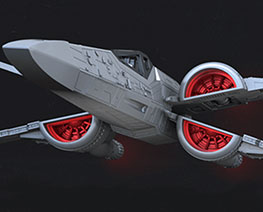 RT3479  T-70 X-wing Starfighter