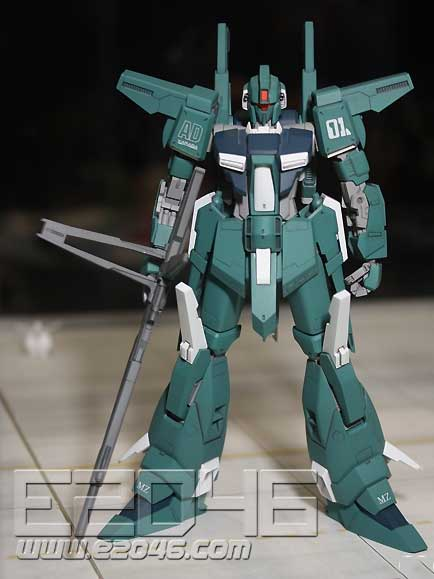 MSZ-007 Mass Production Type Z Gundam