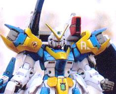 RT1387 1/144 V2 Gundam
