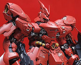 RT2215 1/100 MSN-04 SAZABI Fullkit Version