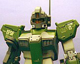 RT2145 1/60 RGM-79SP GM Sniper II / RGM-79S GM Spartan