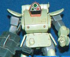 RT0226 1/48 Robot