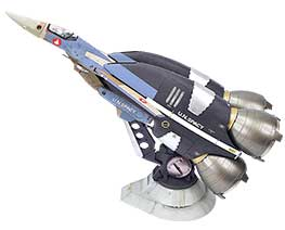 RT2536 1/72 VF-1 Atmospheric Booster with Stand