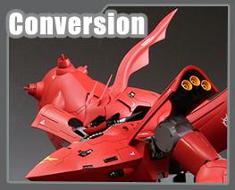 RT1637 1/100 MSN-04-2 Nightingale Conversion Kit