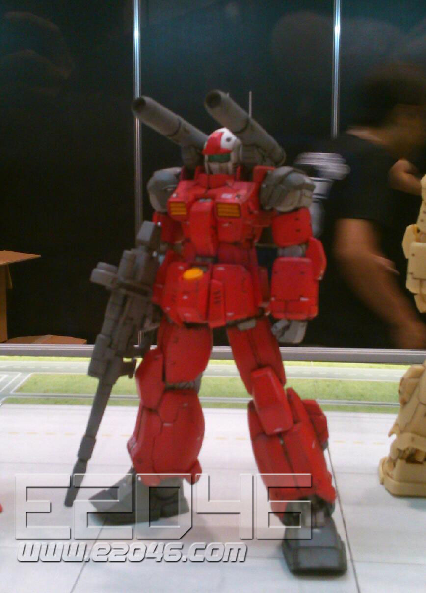 RX-77 钢加农