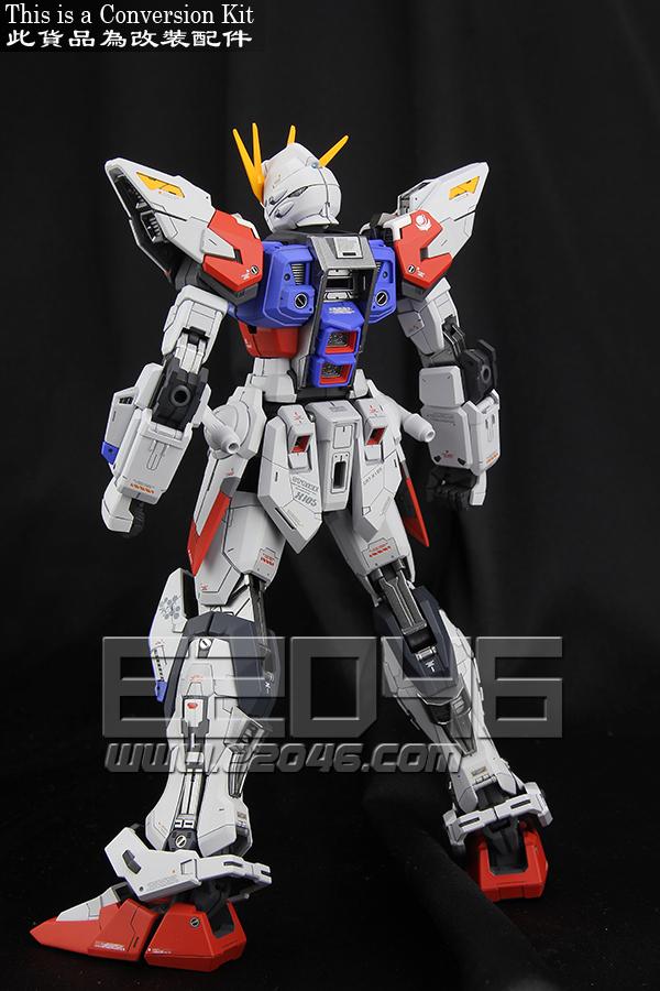 Build Strike Gundam Full Package Conversion kit