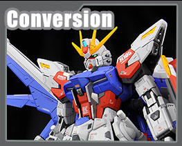 RT2824 1/100 Build Strike Gundam Full Package Conversion kit