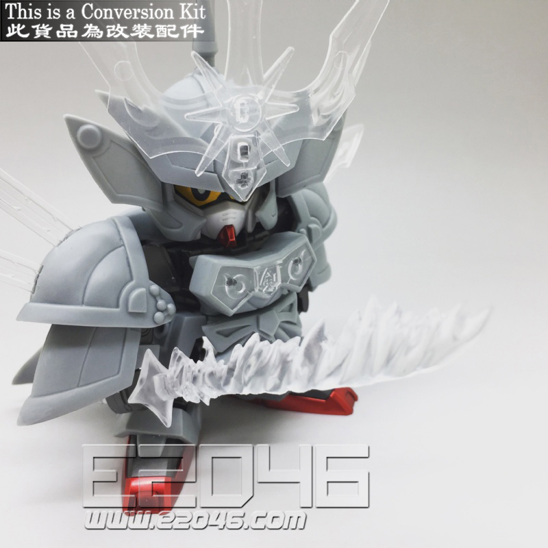 SD Kensei Gundam Conversion Kit
