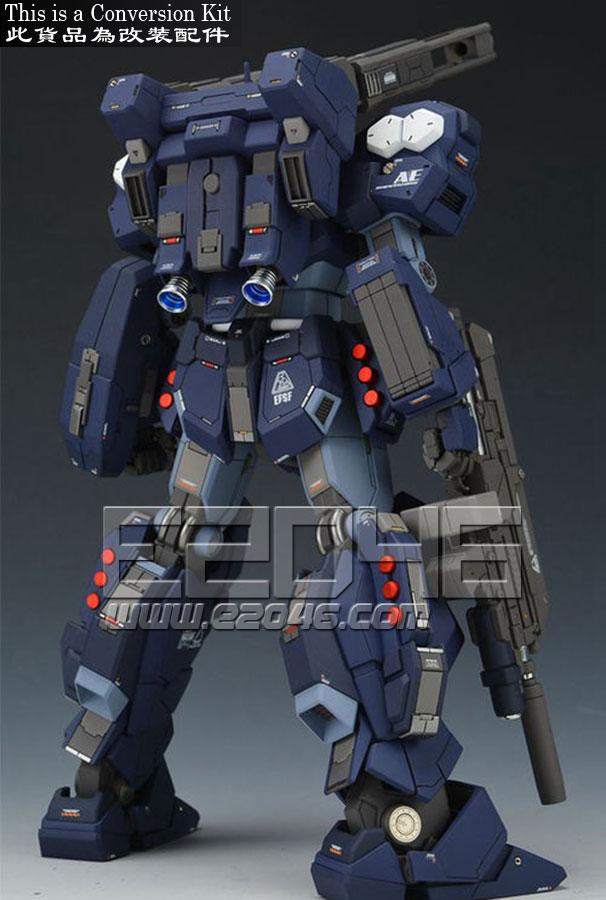 RGM-96X Jesta Cannon Conversion Parts