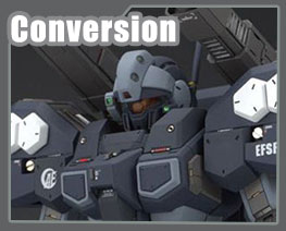 RT3084 1/100 RGM-96X Jesta Cannon Conversion Parts