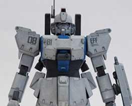 RT1862 1/144 RX-79(G)Ez-8  Gundam Ez-8