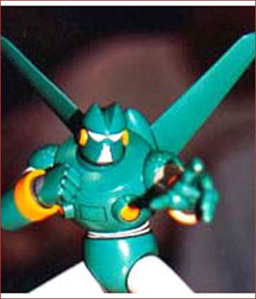 Sun's Robot