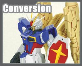 RT1738 1/100 Sword & Blaster Pack Set Option Parts for MG Impulse Gundam