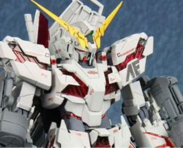 RT3002 1/144 RX-0 Unicorn Gundam Destroy Mode Special Version