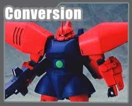 RT1165 1/100 MS-14J Regelgu Conversion Parts
