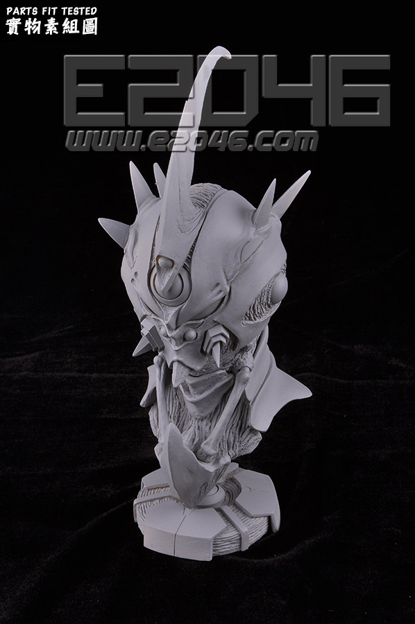 Guyver III Head Variation