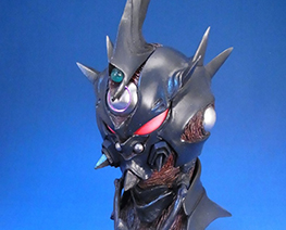 RT2545 1/4 Guyver III Head Variation