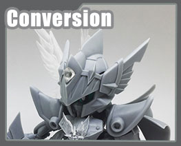 RT3619 SD SD Holy Knight Gundam Conversion Kit