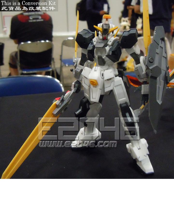 Gundam Nadleeh Akwos Conversion Parts