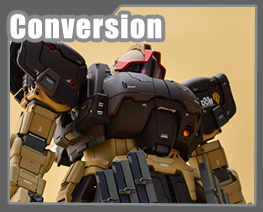RT3689 1/60 Dom Tropen Conversion Kit