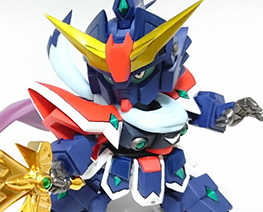 RT3044 SD Magic Sword Knight Blue Destiny