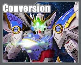 RT3187 1/100 Wing Gundam Zero Custom Conversion Kit
