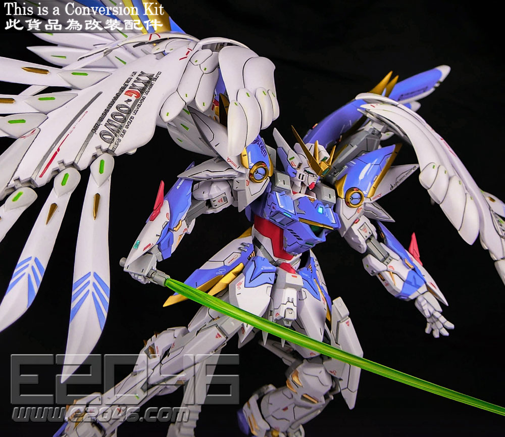 Wing Gundam Zero Custom Conversion Kit
