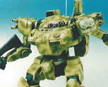 RT0263 1/35 ATM-09-ST Scopedog