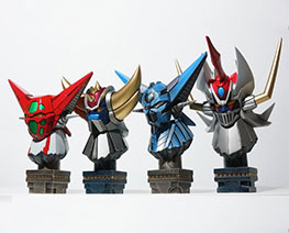 RT3239  Super Robot Bust Set 1