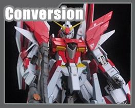 RT3703 1/100 DELTA Gundam KAI Conversion Kit