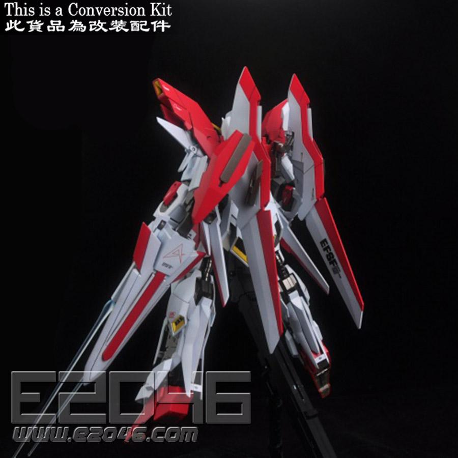 DELTA Gundam KAI Conversion Kit