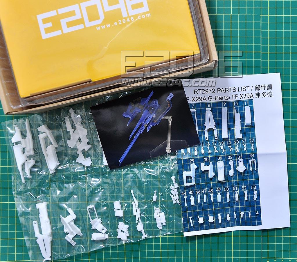 FF-X29A Conversion Kit