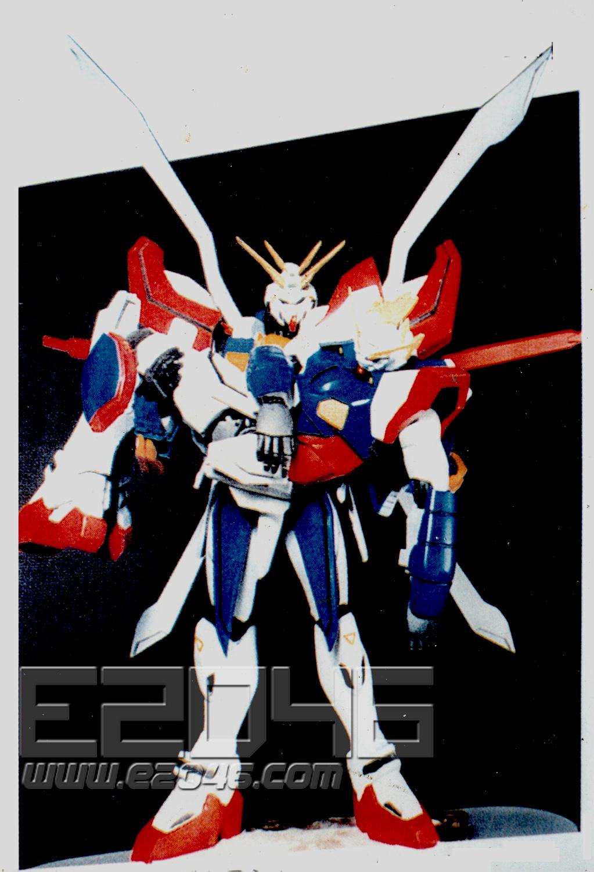 God Gundam & Shining Gundam