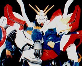 RT3684 1/72 God Gundam & Shining Gundam