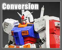 RT1842 1/100 RX-78-2 Gundam Ver. Ka Conversion Parts