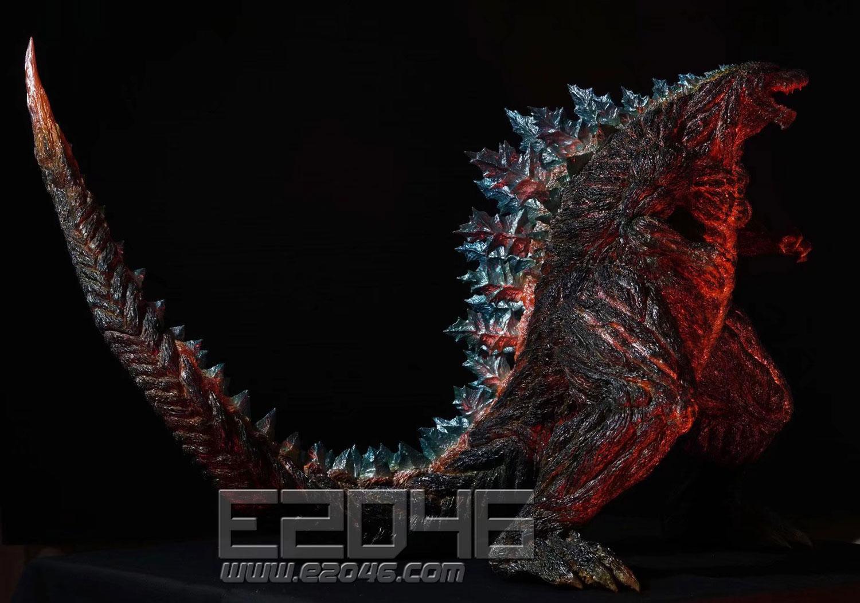 Godzilla Clear Version