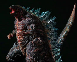 RT3616  Godzilla Clear Version