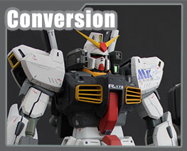 RT3279 1/60 Gundam Mk-II Conversion Kit