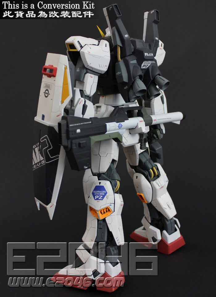 Gundam Mk-II Conversion Kit