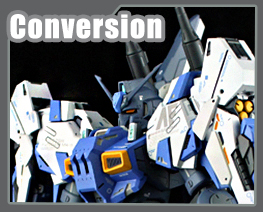RT3459 1/100 Full Armor Gundam MK-III Conversion Kit
