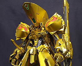 RT2989 1/60 Knight of Gold Buster Launcher Special Version