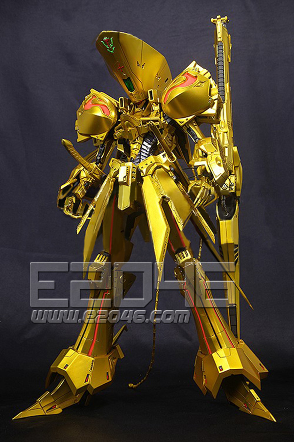 Knight of Gold Buster Launcher Special Version
