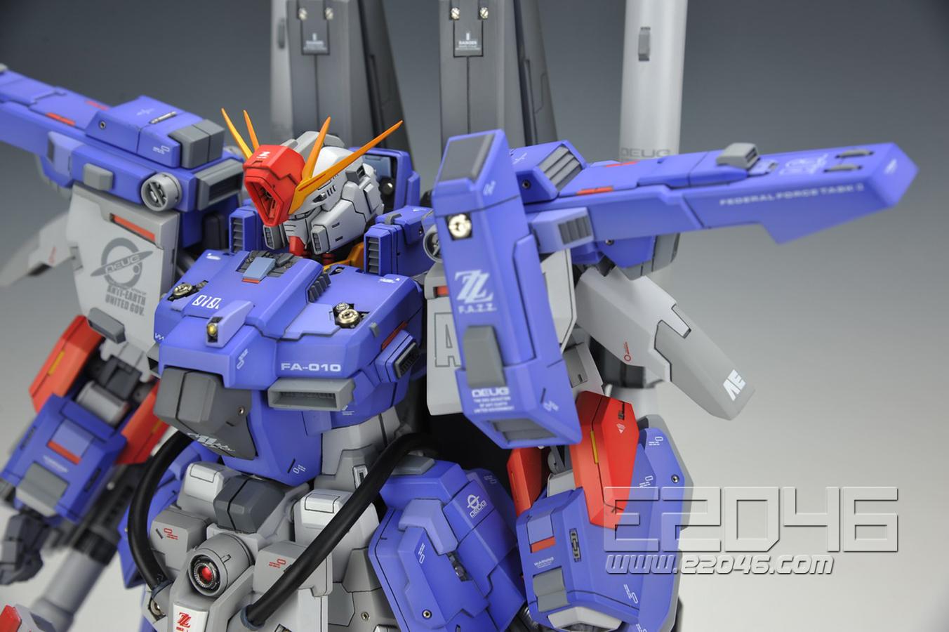FA-010A FAZZ Gundam